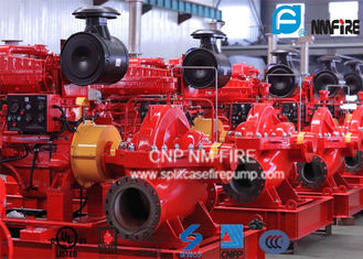 Centrifugal Diesel Driven Fire Pump 500GPM/200PSI For Chemical / Oil Fields