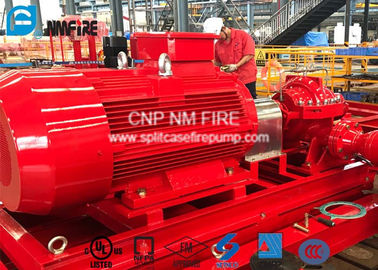 Energy Saving Electric Motor Driven Fire Pump 1250GPM With Single Stage