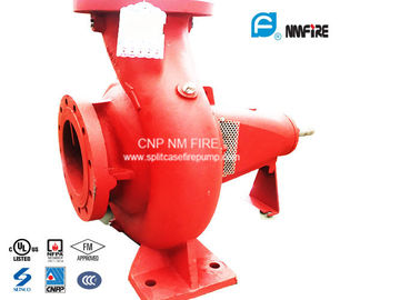 450GPM@200PSI Ul Listed Fire Pumps One Stage 99.8KW Max Shaft Power