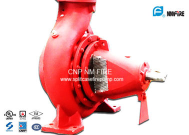 750GPM@180PSI End Suction Fire Pump Centrifugal Ductile Cast Iron Materials
